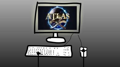 Atlas - мульт обзор (Ark игры геймплей онлайн арк атлас)