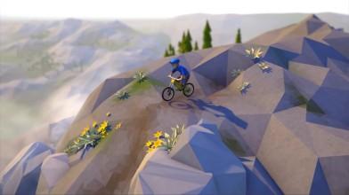 Lonely Mountains: Downhill - Официальный геймплейный трейлер