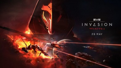 """Анонсировано масштабное обновление """"Invasion"""" для EVE Online"""