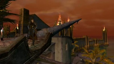 "Everquest II ""Revamped Freeport City Trailer"""