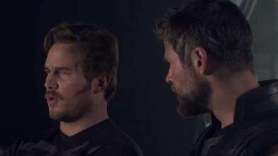 Мстители 3: Война Бесконечности - Русское видео о фильме - Семья