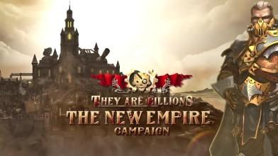 Трейлер сюжетной компании They Are Billions