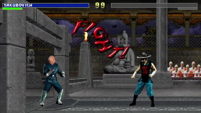 Леонида Якубовича добавили в Mortal Kombat