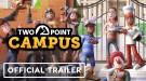 Геймплейный трейлер Two Point Campus