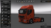 "ETS 2 ""Обзор Iveco Hi-Way Reworked v1.3.1"""