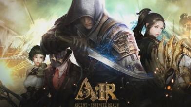 A:IR: видео игрового процесса