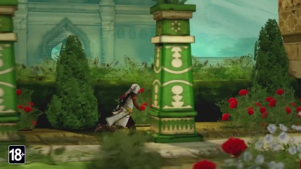 Assassin's Creed Chronicles : Индия - Трейлер выхода [RU]
