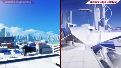 Сравнение | Mirror's Edge (2009) VS Mirror's Edge Catalyst (2016) | PC