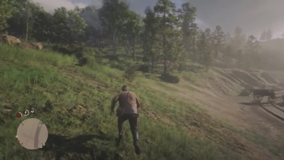 Как угнать поезд в Red Dead Redemption 2?