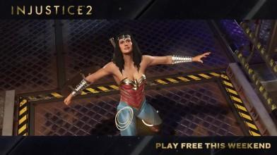 Injustice 2 | Бесплатные выходные