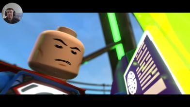LEGO DC Super-Villains #18 Дарксайд