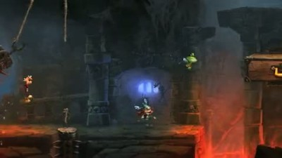 Rayman Legends - Gamescom 2012 Trailer