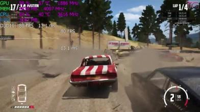 Wreckfest: GTX 1060 - i3 8100 l 1080p l 4K l Геймплей