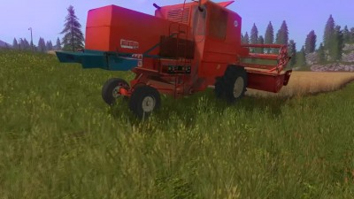 Farming Simulator 17 - BIZON ZO56/58