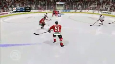 "NHL 09 ""Runnin' Wild Trailer"""