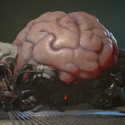 Старший художник Epic Games показал современную версию Владычицы пауков из Doom 3