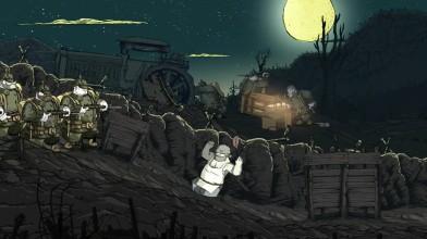 Valiant Hearts [RU/PS4] #3 - Анна спасает всех от газа