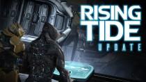 Трейлер грядущего обновления Rising Tide для Warframe