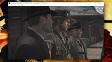 Эмуляция Red Dead Redemption на PC с помощь эмулятора Xbox 360 Xenia