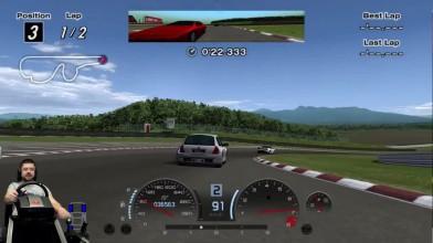 Среднемоторный чемпионат на Toyota MR2 GT-S Gran Turismo 4К на ПК + руль Fanatec CSL Elite