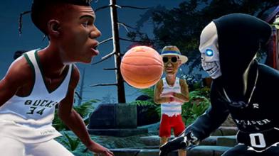 NBA 2K Playgrounds 2 получила Хэллоуинское обновление