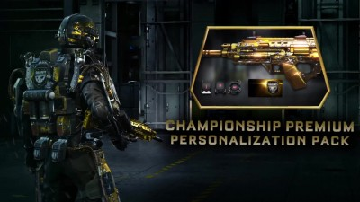 "Call of Duty: Advanced Warfare ""Трейлер Championship Personalization Pack"""