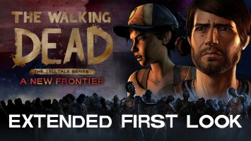 Новый трейлер The Walking Dead: A New Frontier