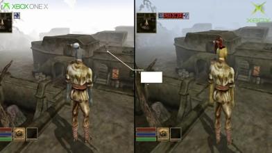 TES III: Morrowind - один из лучших примеров повышения качества воспроизведения на Xbox One X