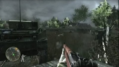 Call of Duty 3 - Gameplay