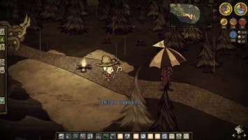 DON'T STARVE. UP AND AWAY: Мир в облаках!