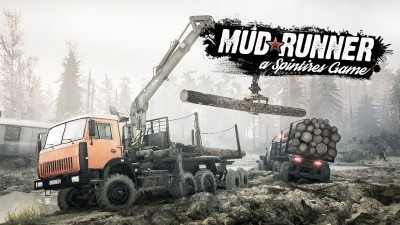 Состоялся выход Spintires: MudRunner