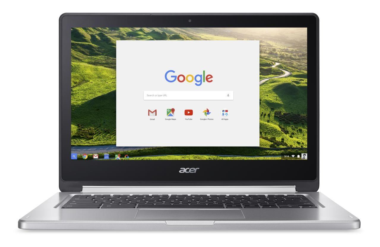 Acer Chromebook R13- первый ноутбук с Windows 10 ARM?