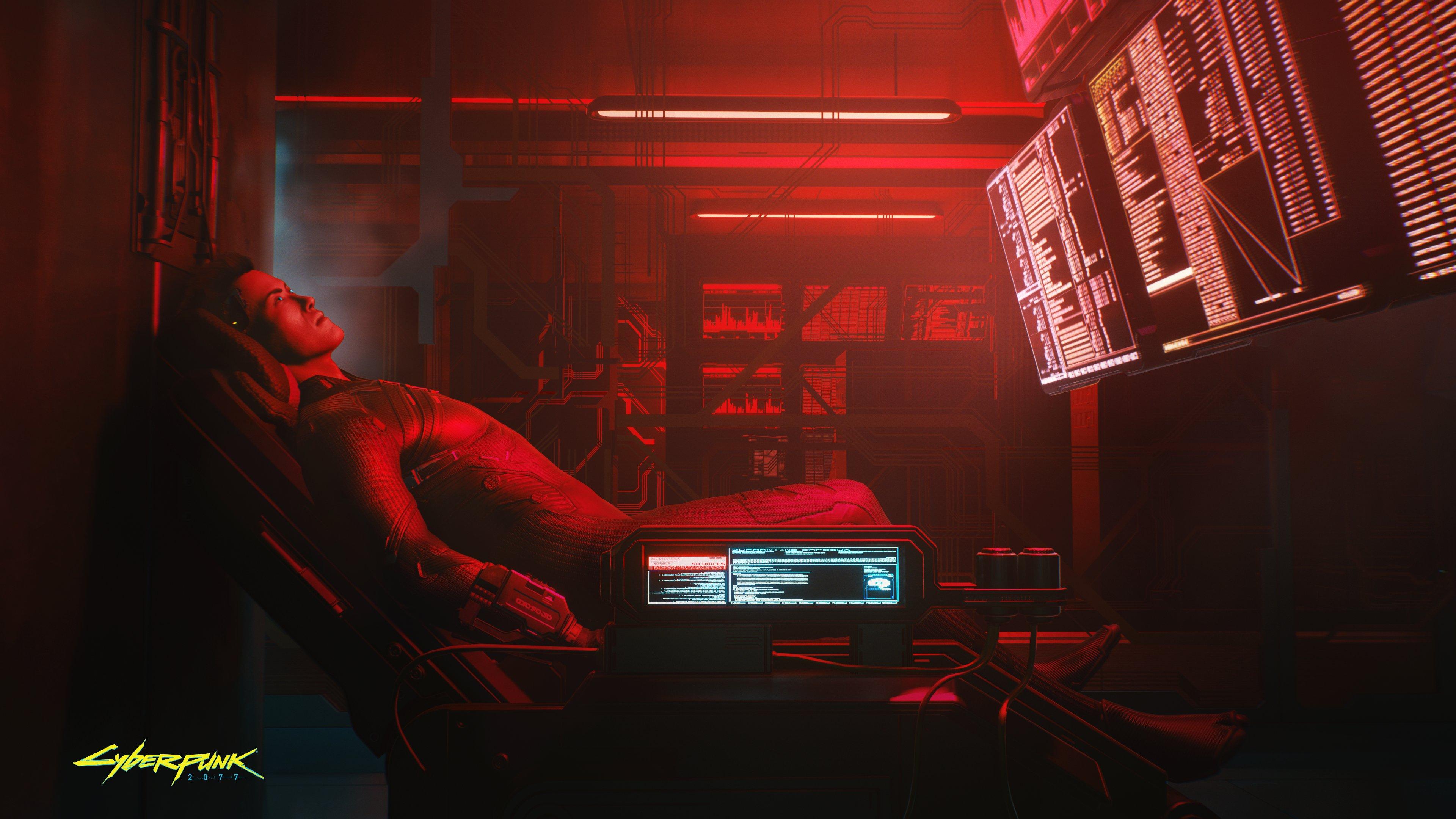 В Cyberpunk 2077 можно будет сыграть на Windows 7