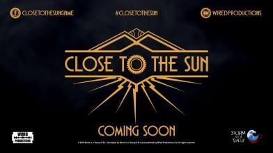 Tpейлеp стимпaнк-xоррорa Close To The Sun