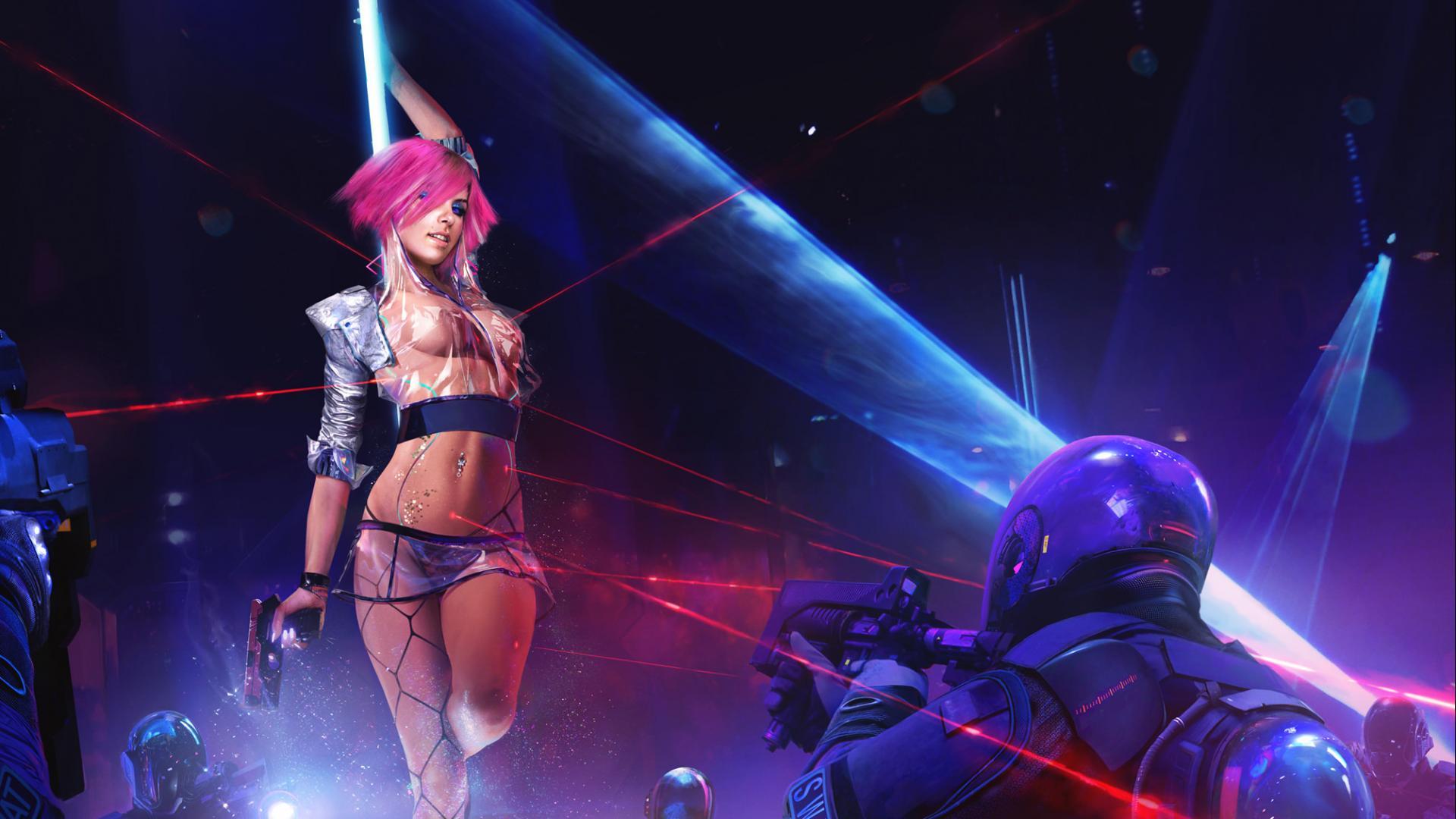 Прохождение Cyberpunk