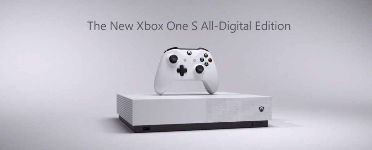 Microsoft официально анонсировала подписку Xbox Game Pass Ultimate и Xbox One S без дисковода