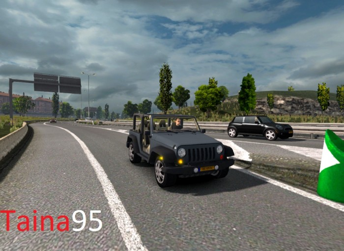 Euro Truck Simulator 2 Мультиплеер Торрент
