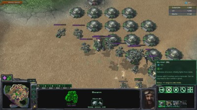 Star Craft 2: LOTV Tya's Zerg Defense