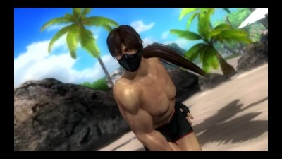"Dead or Alive 5: Last Round ""Hayabusa Private Paradise by LOLAGMODS"""