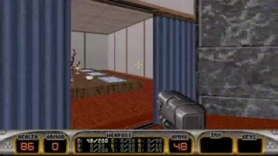 "Duke Nukem 3D ""Speedrun. Episode 3 - Shrapnel City"""