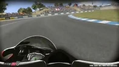 """MotoGP 13 """"Второй геймплейный трейлер"""""""