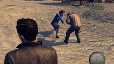 "Mafia 2 ""Franca VS irBoss 