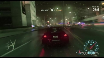 "Need for Speed ""Демонстрация геймплея - E3 2015"""