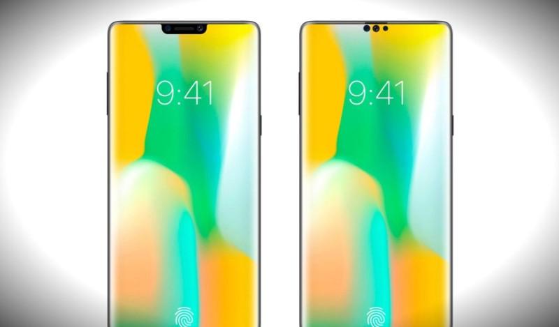 Samsung запатентовала смартфоны с дырками в дисплее