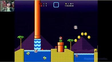 Super Mario Bros. X (v. 2.0) - The Invasion 2 - 5. Пирамидки пирамидки (прохождение на русском)