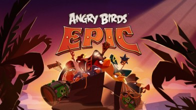 Angry Birds Epic — пошаговая RPG от Rovio