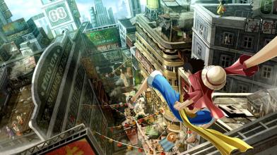 26 минут игрового процесса в новом видео One Piece: World Seeker