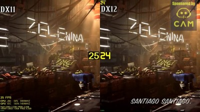 Deus Ex Mankind Divided - GTX 950 - DX11 vs DX12