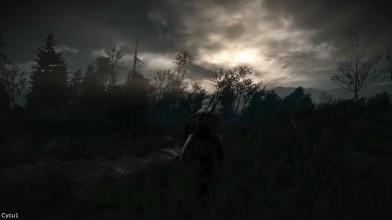 Сравнение графики - Ghost of Tsushima vs The Witcher 3 PS4 Pro