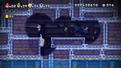 """New Super Mario Bros. U """"Официальный трейлер"""""""